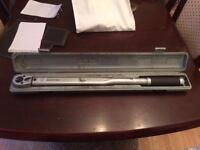 Tent 1/2 inch Torque wrench