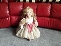 Large fairy doll