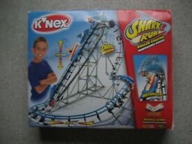 K-Nex Shark Run Roller Coaster