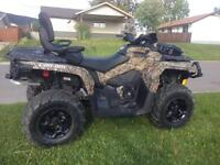 2014 Can Am Outlander Max XT