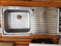 Used FRANKE sink