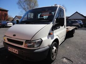 Ford transit recovery 2005