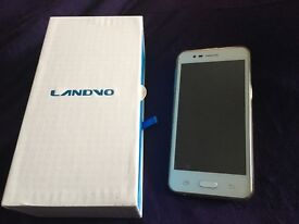 Gold Landvo V2 3G 2 SIM slots Unlocked mobile phone