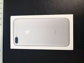 Apple iPhone 7 Plus 32GB Silver EE MINT!!!