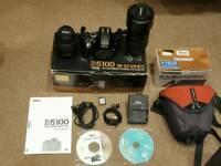 Nikon D5100 Excellent Condition