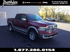2014 Ram 1500 Laramie | DIESEL | EXTENDED WARRANTY | LEATHER |