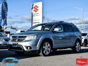 2013 Dodge Journey R/T AWD ~Heated Leather Seats ~Backup Camera