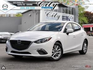 2015 Mazda Mazda3 Sport GS HEATED SEATS, BLUETOOTH! ZOOM ZOOM!