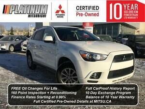 2011 Mitsubishi RVR SE AWD - Financing starting at 0.9%