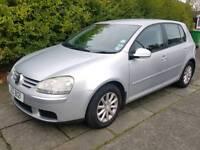 * VW Golf 2007 MATCH 1.9 TDi / Full Service History + Cambelt / 5 Door / Diesel *