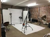 Rooi's Place Photography studio hire in Temple Meads, Bristol from £15 p/h