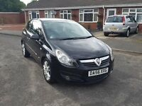 2007 VAUXHALL CORSA 1.4 SXI [AC] LOW MILEAGE 3 DOOR BARGAIN FIRST CAR