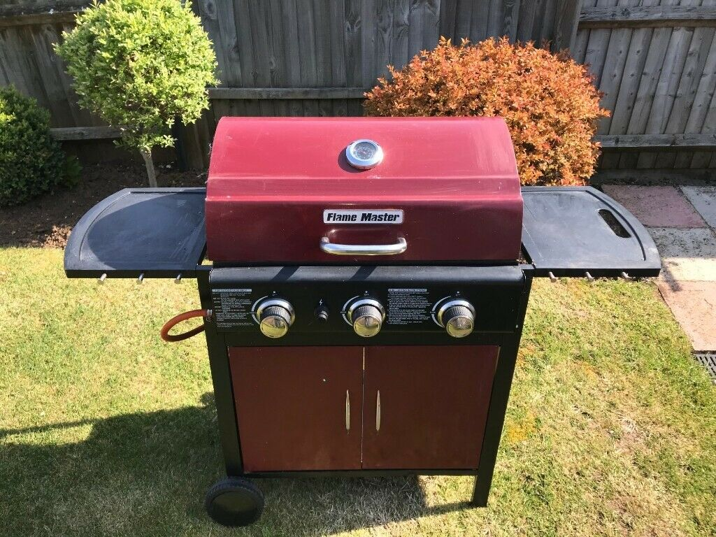 Flame Master Bbq.Flame Master Gas Barbecue Gas Cylinder In Maidenhead Berkshire Gumtree