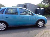04 Vauxhall Corsa 1.2 Design **Only 70k Miles***Full MOT**