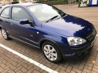 Vauxhall Corsa 1.4 SXI twinport cheap manual