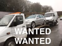 Mercedes sprinter van wanted!!!any age any condition