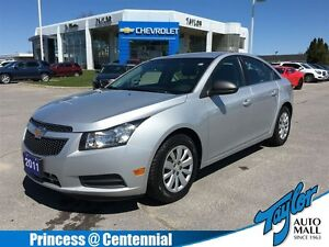 2011 Chevrolet Cruze LS| A/C| Power Group