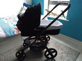 Mothercare SPIN travel system / pushchair / pram