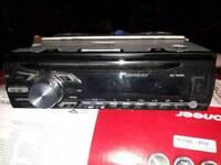 Pioneer CD car stereo