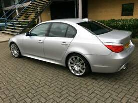 BMW 520D M SPORT 177BHP 2008 - 6 SPEED.....PRICED TO SELL