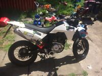 Lexmoto lsm 125 13 plate looking for swaps or 800 cash