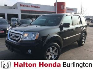 2011 Honda Pilot Touring | 5SP | ALLOYS | LEATHER | SUNROOF