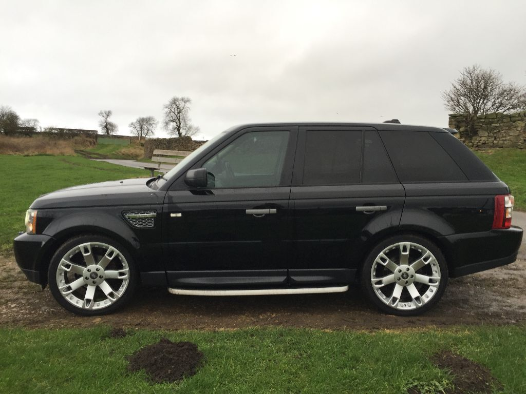 range rover sport hse tdv6 top spec full service history. Black Bedroom Furniture Sets. Home Design Ideas