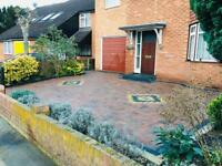 Landscaper, driveways. Gardener, Patios, Paving, grass, fencing, slabs, Brickwork, tarmac, etc