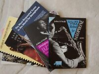 Tuition and Music Books for Alto Saxophone