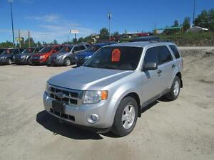 2010 Ford Escape 4WD 4dr I4 Auto XLT