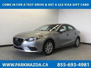 2014 Mazda Mazda3 GS-SKY Sedan MT FWD - Bluetooth, Backup Cam, T
