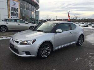 2011 Scion tC Coupe, Front wheel drive, pionner sound system, bl