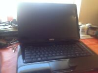 Dell inspiron 1545 3.00gb ram 500gb windows 7 matte black like new condition