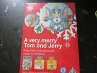 BRAND NEW TOM AND JERRY DVD BOX SET