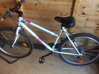 Ladies bike - used only a handful of times