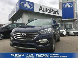 2017 Hyundai Santa Fe Sport SE/BLUETOOTH/HEATED SEATS/PANARAMIC