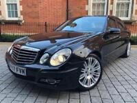 2007 Mercedes-Benz E Class E280 CDI Sport 7G-Tronic 4dr**48,000miles**FULLY LOADED**1 OWNER** e320