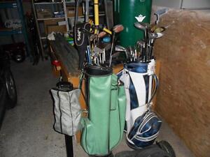 clubs and bags Kitchener / Waterloo Kitchener Area image 1