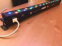 LEDJ RGB Pro Spectra Battern - LED Disco Light/Theatre/Lighting/Party/Club/DMX/IEC