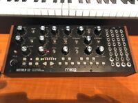 Moog Mother 32 Semi-Modular Analog Synthesizer & Sequencer