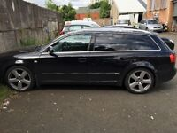 05 Audi A4 spares or repairs 1000 no offer