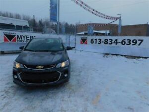 2017 Chevrolet Sonic LT TRUE NORTH WITH SUNROOF!!!!