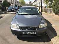 VOLVO S80 2.4 PETROL AUTOMATIC 2005 SALOON 5 DR