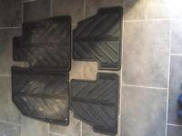Vauxhall mokka genuine rubber mats