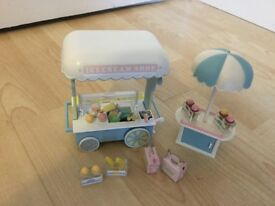 Sylvanian Families - ice cream shop