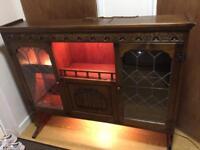 Nathan Furniture Oak unit
