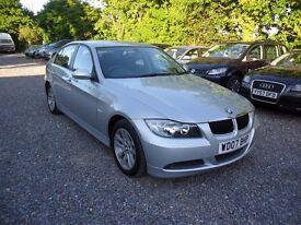 2007 BMW 320D 'SE '2,0 SALOON--NEW MOT--113K MILES--6'SPEED MANUAL