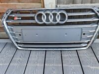Audi S4 B9 Grille
