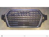 Audi Q7 4M Brand new genuine grill