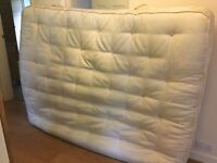 FREE 5' (large double) Admiral Mattress